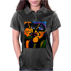 MY FAVORITE MARTIANS  PICASSO BY NORA Womens Polo