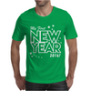My First New Years 2016 Onesie Mens T-Shirt