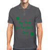 MY FIRST ST PATRICKS DAY Mens Polo