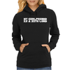 My Girlfriend is a Sith Lord Womens Hoodie
