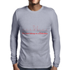 My Heart Belongs To a Chihuahua Mens Long Sleeve T-Shirt