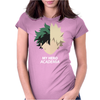 My Hero Academia Womens Fitted T-Shirt