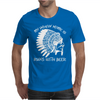 My Indian Name is Runs With Beer Mens T-Shirt