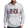 My life is not a Joke! It's a one liner Mens Hoodie