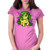 My Little Pierced Pony Womens Fitted T-Shirt