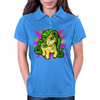 My Little Pierced Pony Womens Polo