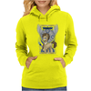 My Little Pony Brony Doctor Hooves Cartoon Womens Hoodie