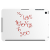 my love Tablet (horizontal)