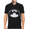 My Neighbour Totoro  batman Mens Polo