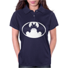 My Neighbour Totoro  batman Womens Polo