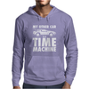 My Other Car Is A Time Machine Mens Hoodie