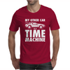 My Other Car Is A Time Machine Mens T-Shirt