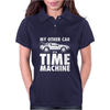 My Other Car Is A Time Machine Womens Polo