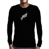 My way. Mens Long Sleeve T-Shirt