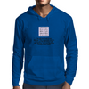 My wife and I talk in code she says I'll be ready in five minutes I say yea! ok! we'll leave right  Mens Hoodie