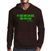 My XBOX ONE Can Kick Your PS4's Ass butt game Mens Hoodie
