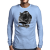 Myghty the Skater Mouse Mens Long Sleeve T-Shirt