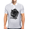 Myghty the Skater Mouse Mens Polo
