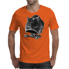 Myghty the Skater Mouse Mens T-Shirt