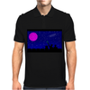 Mystery Science Timey-Wimey Mens Polo