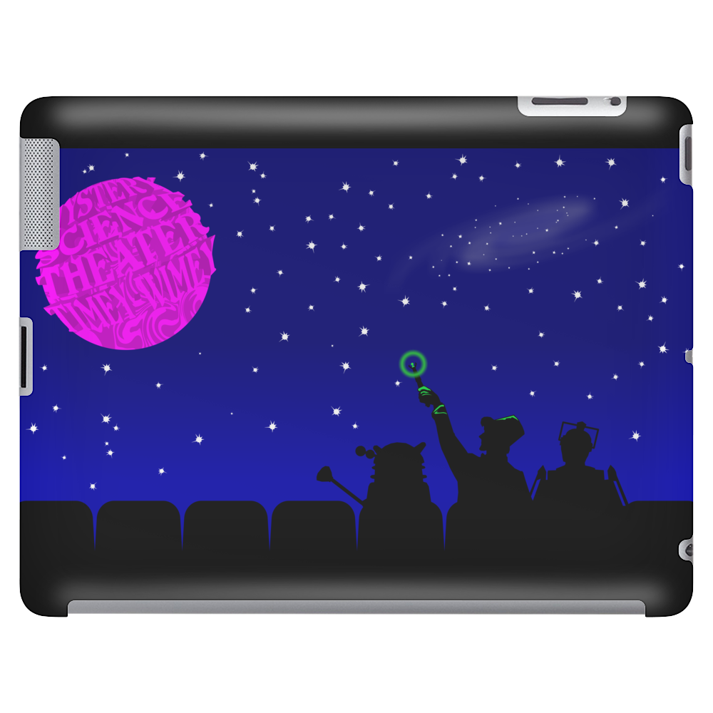 Mystery Science Timey-Wimey Tablet