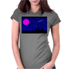 Mystery Science Timey-Wimey Womens Fitted T-Shirt