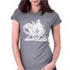 Mystic Elephant Womens Fitted T-Shirt