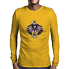 Mystical Bird  Mens Long Sleeve T-Shirt
