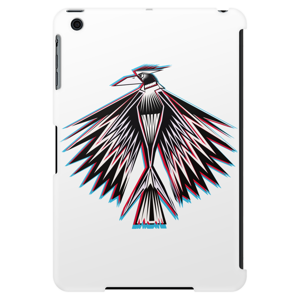 Mystical Bird  Tablet (vertical)