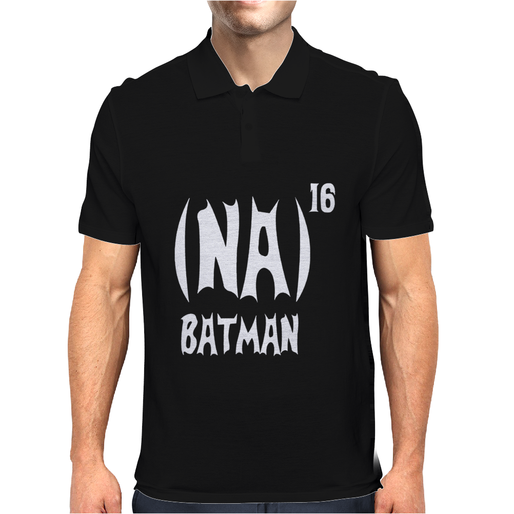 (Na) 16 Batman Mens Polo