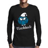 Nachteule Mens Long Sleeve T-Shirt