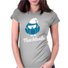 Nachteule Womens Fitted T-Shirt