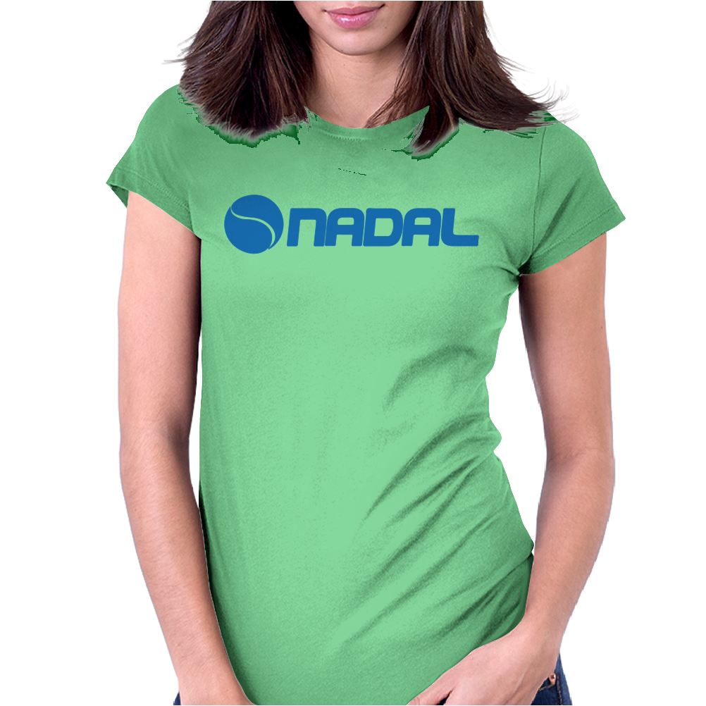Nadal Womens Fitted T-Shirt