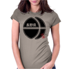 NAGANO Japanese Prefecture Design Womens Fitted T-Shirt