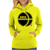 NAGANO Japanese Prefecture Design Womens Hoodie