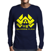 Nakatomi Plaza  Action Movie Funny Mens Long Sleeve T-Shirt