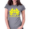 Nakatomi Plaza  Action Movie Funny Womens Fitted T-Shirt