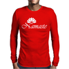 Namaste Mens Long Sleeve T-Shirt