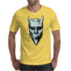 NAMELESS GHOUL SILVER OIL PAINT Mens T-Shirt
