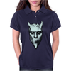 NAMELESS GHOUL SILVER OIL PAINT Womens Polo