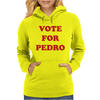 NAPOLEON DYNAMITE - VOTE FOR PEDRO Womens Hoodie