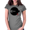 NARA Japanese Prefecture Design Womens Fitted T-Shirt
