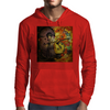 Naruto and Sasuke (grunged) Mens Hoodie