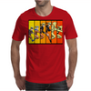 Naruto evolution Mens T-Shirt
