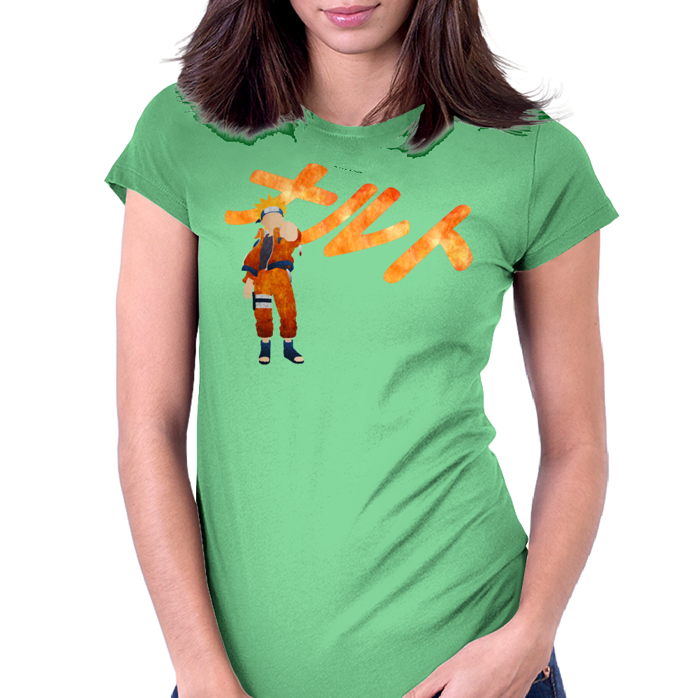 Naruto - Naruto Womens Fitted T-Shirt