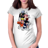 NARUTO TEAM MATE Womens Fitted T-Shirt