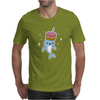 Narwhal Donuts Kawaii Cute Unicorn Harajuku Sweet Cool Awesome Mens T-Shirt