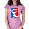 National Breakdancing Association Breakdance Womens Fitted T-Shirt
