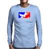 National Quidditch Association Mens Long Sleeve T-Shirt