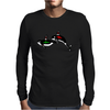 Native Whales Mens Long Sleeve T-Shirt